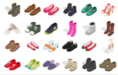 Салоны обуви